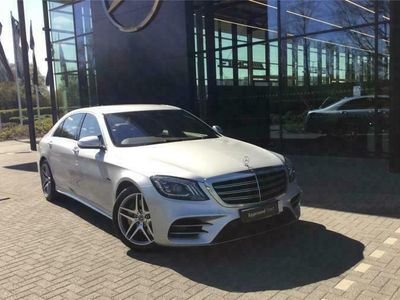 used Mercedes S560 S Class SaloonL AMG Line 4dr 9G-Tronic 3.0