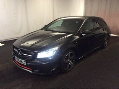 used Mercedes CLA250 Cla Shooting BrakeEngineered by AMG 4Matic 5dr Tip Auto 2.0