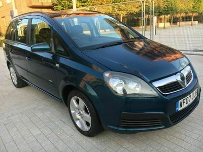 used Vauxhall Zafira Life 1.8 i 16v Easytronic 5dr