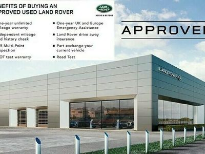 used Land Rover Discovery D300 R-Dynamic SE Diesel MHEV 5-Door