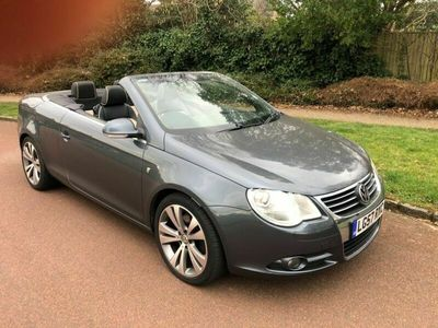 used VW Eos 2.0 T-FSI Individual Cabriolet DSG 2dr