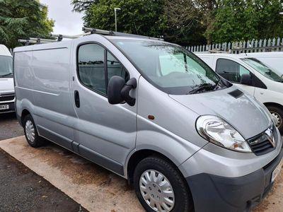 used Vauxhall Vivaro 2.0CDTI [90PS] ecoFLEX Van 2.7t Euro 5, 2013 (63)