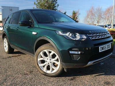 used Land Rover Discovery Sport 2.0 TD4 180 HSE 5dr Auto Station Wagon 2016