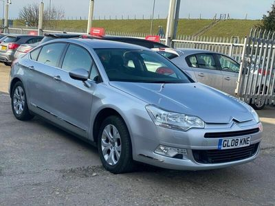 used Citroën C5 2.0 i Exclusive 4dr