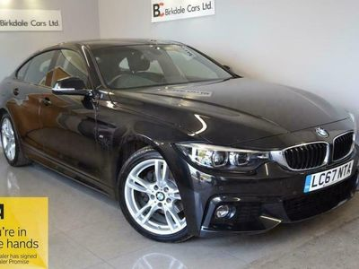 used BMW 420 Gran Coupé 4 SERIES 2.0 D M SPORT 4d 188 BHP
