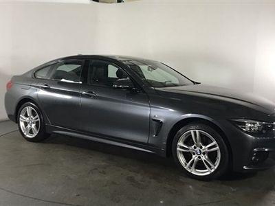 used BMW 420 Gran Coupé 4 SERIES 2.0 D M SPORT 4d AUTO 188 BHP