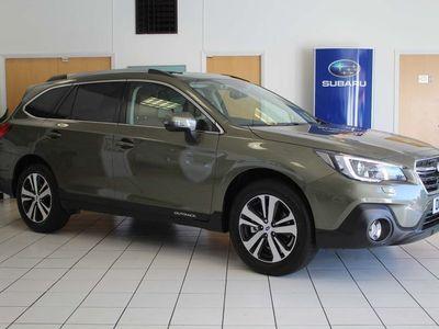 used Subaru Outback Estate 2.5i SE Premium Lineartronic auto 5d