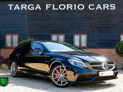 used Mercedes CLS63 AMG AMGS 5.5 5dr