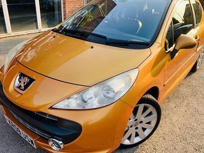 used Peugeot 207 Hatchback 1.6 HDi GT (110bhp) 3d