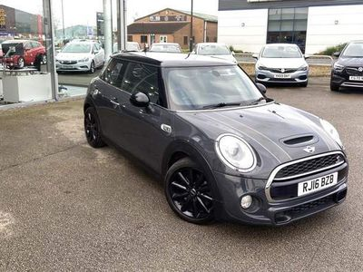 used Mini Cooper S Hatch 2.03dr [Chili Pack]