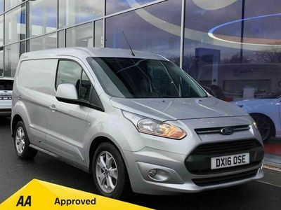 used Ford Transit Connect 200 L1 Diesel 1.6 TDCi 115ps Limited Van