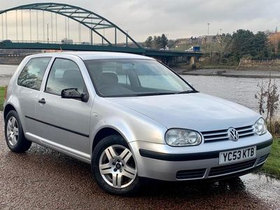 used VW Golf 1.4 MATCH 3d 74 BHP **SOLD AS SEEN**NO WARRANTY**