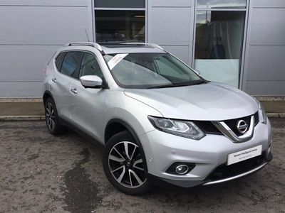used Nissan X-Trail 1.6 dCi Tekna (s/s) 5dr Estate diesel station wagon