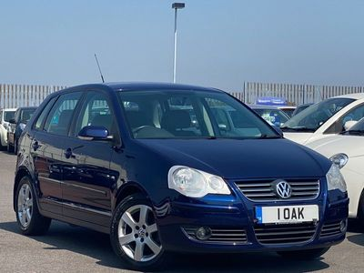used VW Polo 1.6 Sport 5dr