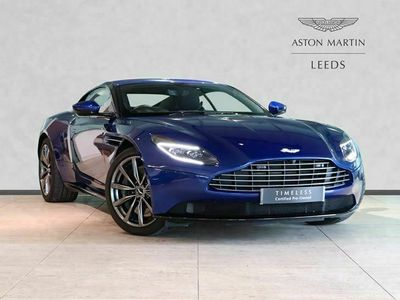 used Aston Martin DB11 V8 2dr Touchtronic Auto coupe