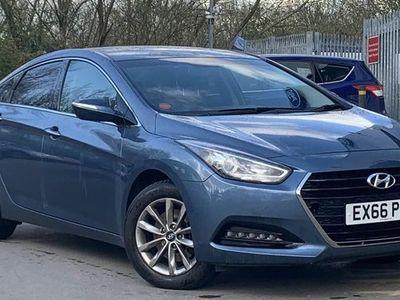 used Hyundai i40 1.7 CRDi Blue Drive SE Nav 4dr