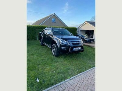 used Isuzu D-Max 2.5 TD Blade Double Cab Pickup 4x4 4dr