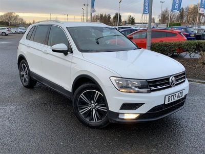 used VW Tiguan 2.0 TDI BlueMotion Tech SE SUV 5dr Diesel (s/s) (150 ps)