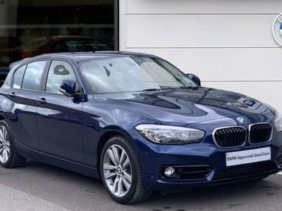 used BMW 118 i Sport 5-door