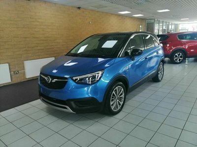 used Vauxhall Crossland X 1.2 [83] Griffin 5dr [Start Stop]