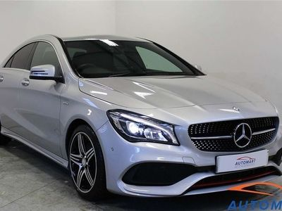 used Mercedes CLA250 CLA Class 2.0AMG (s/s) 4dr coupe