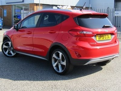 used Ford Fiesta Active 1 1.0T EcoBoost 100PS 5d