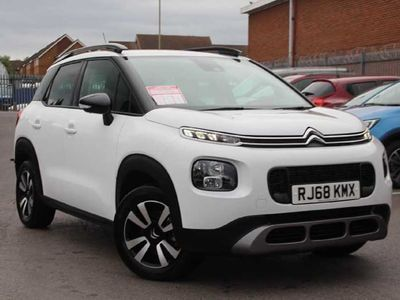 used Citroën C3 Aircross 1.2 PureTech 110 Feel 5dr [6 speed] Hatchback