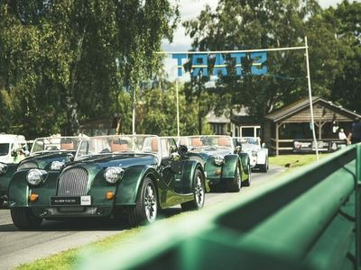 used Morgan Plus 6 Emerald Green First Edition Auto