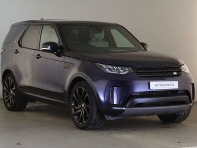 used Land Rover Discovery 3.0 SDV6 HSE Luxury 5dr Auto Station Wagon 2018
