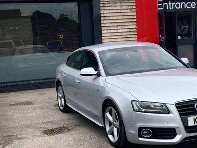 used Audi A5 DIESEL MANUAL HATCHBACK 5 DOORS