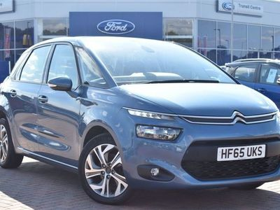 used Citroën C4 Picasso 1.6 BlueHDi Selection 5dr