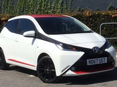 used Toyota Aygo 1.0 VVT-i X-Press 5-Dr