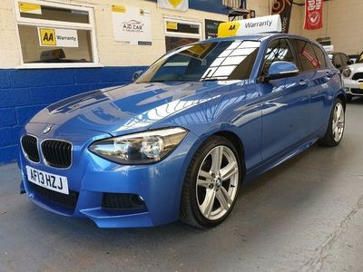 used BMW 116 1 Series 1.6 i M Sport Sports Hatch 5dr
