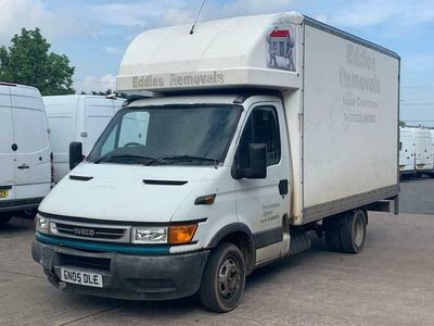 used Iveco 35.12 Daily3.75 WB