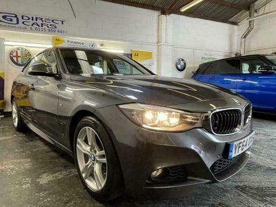 used BMW 330 Gran Turismo 3 SERIES 3.0 D XDRIVE M SPORT 5d 255 BHP SAT NAV LEATHER FULL HISTOR