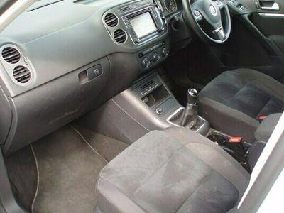 used VW Tiguan Estate 2.0 TDi BlueMotion Tech Match (150bhp) 5d
