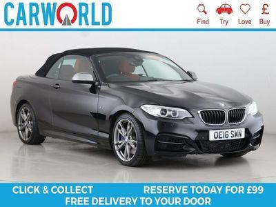 used BMW M235 M2 3.02d 322 BHP