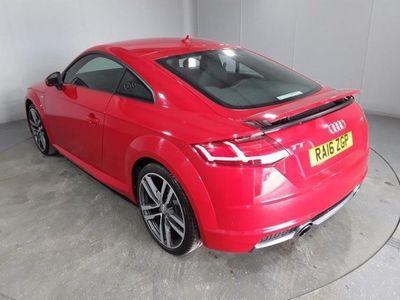 used Audi TT diesel coupe