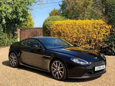 used Aston Martin V8 Vantage 4.72dr