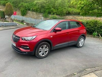used Vauxhall Grandland X SUV SE 1.5 (130PS) Turbo D Start/Stop BlueInjection 5d