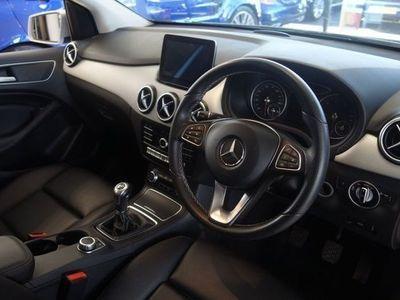used Mercedes B200 B Class 1.6SPORT EXECUTIVE 5d 154 BHP MPV 2017