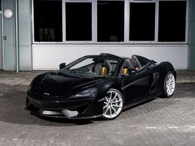 used McLaren 570S Spider