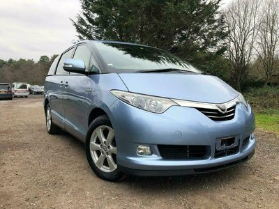 used Toyota Estima Hybrid 2.4 HYBRID ELECTRIC-PETROL 4WD 5-Door