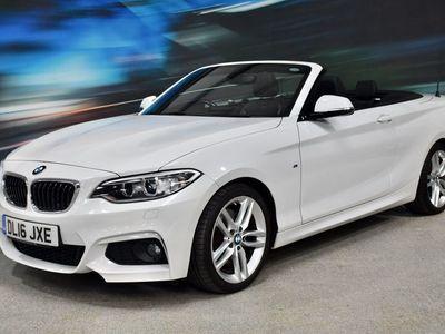used BMW 228 2 SERIES i M SPORT