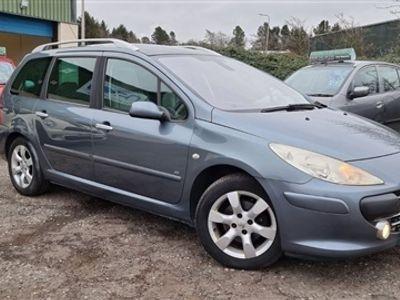 used Peugeot 307 SW SE HDI 110BHP FRESHLY SERVICED A NICE LOOKING CAR 5-Door