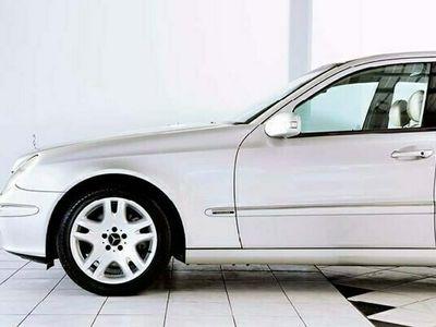 used Mercedes E500 E Class 5.0Elegance 4dr
