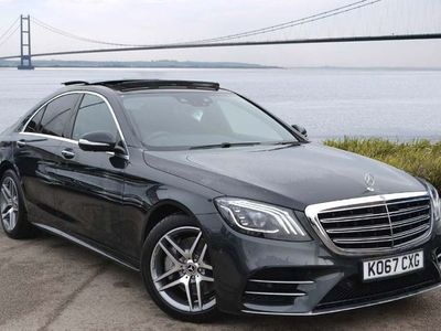 used Mercedes S350 S ClassAMG Line Executive/Premium 4dr 9G-Tronic Saloon 2018