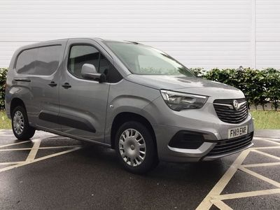 used Vauxhall Combo 1.6 2300 Sportive S/S
