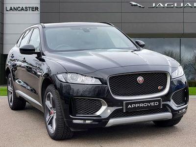 used Jaguar F-Pace 3.0D V6 S 5Dr Auto Awd