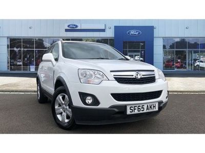 used Vauxhall Antara 2.2 CDTi Diamond 5dr [2WD] [Start Stop] Diesel Estate